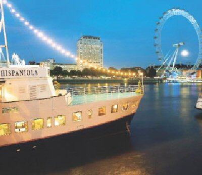 RS Hispaniola,Victoria Embankment, WC2N 5DW